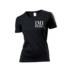 d1ac9158a5aafa T-shirt Donna Nera